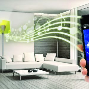 Smart home audio